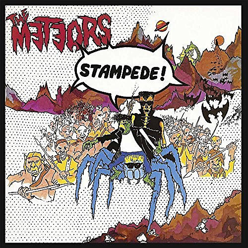 Alliance The Meteors - Stampede thumbnail