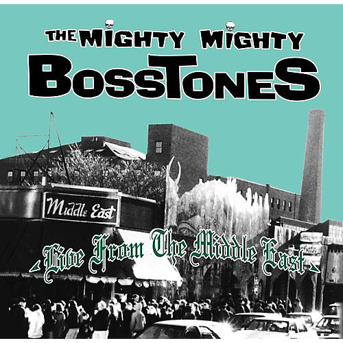 Alliance The Mighty Mighty Bosstones - Live From The Middle East thumbnail
