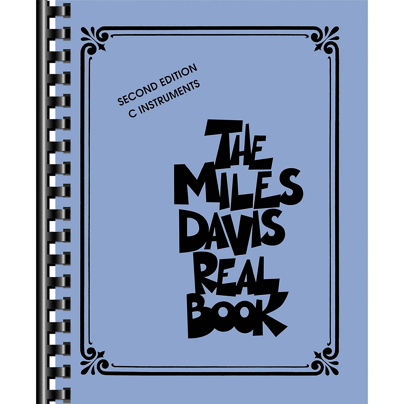 Hal Leonard The Miles Davis Real Book - Second Edition (C Instruments) Fake Book thumbnail