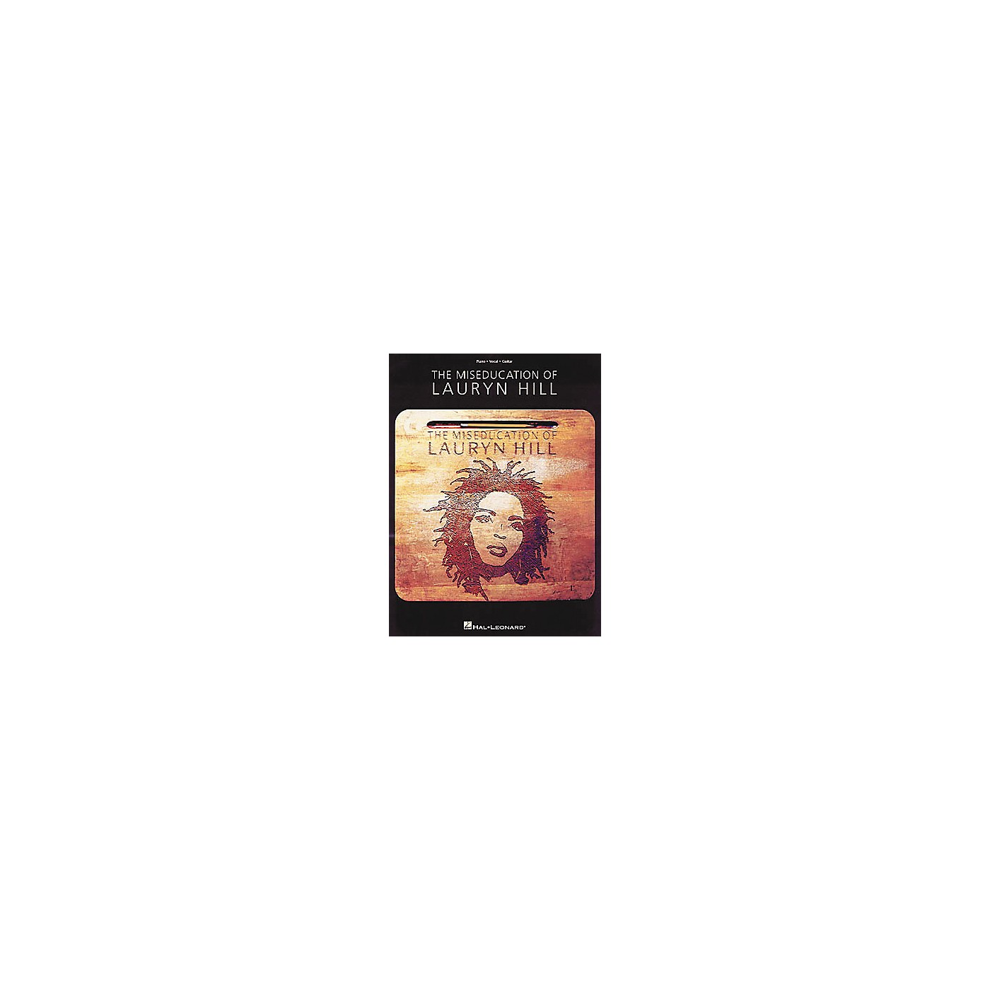 Hal Leonard The Miseducation of Lauryn Hill Piano, Vocal, Guitar Songbook thumbnail