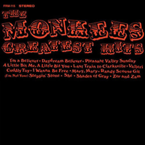 Alliance The Monkees - Greatest Hits thumbnail