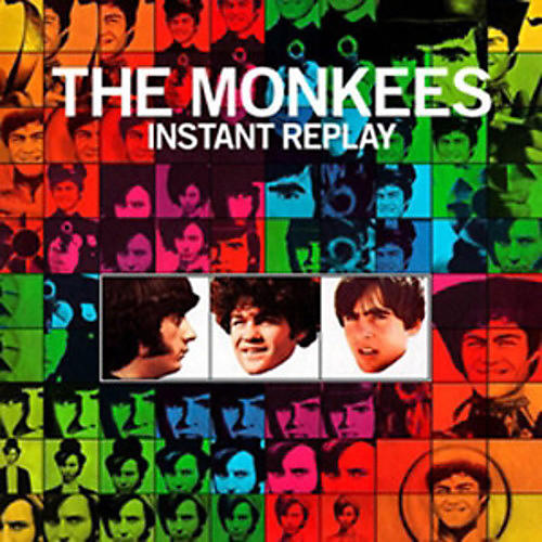 Alliance The Monkees - Instant Replay [Limited Edition] [Red Vinyl] thumbnail