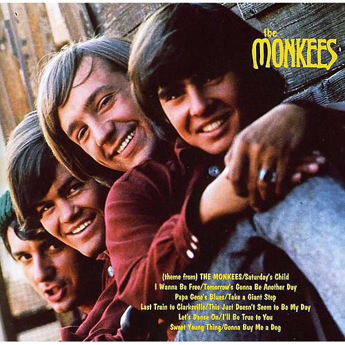 Alliance The Monkees - The Monkees (CD) thumbnail