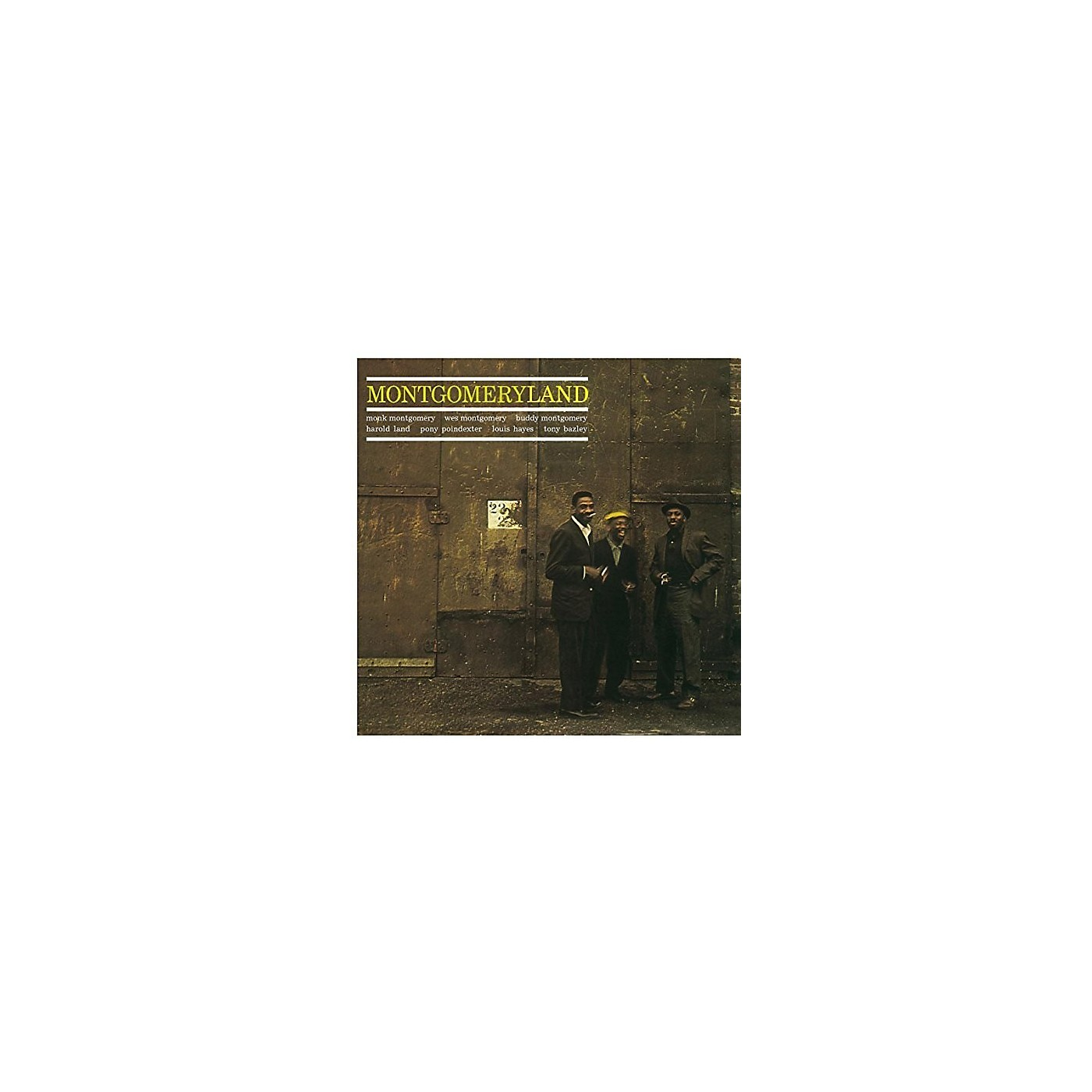 Alliance The Montgomery Brothers - Montgomery Land thumbnail
