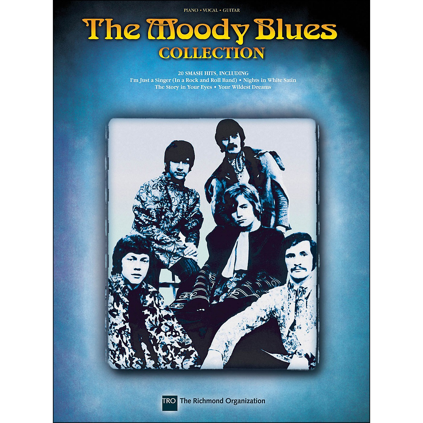 Hal Leonard The Moody Blues Collection PVG thumbnail