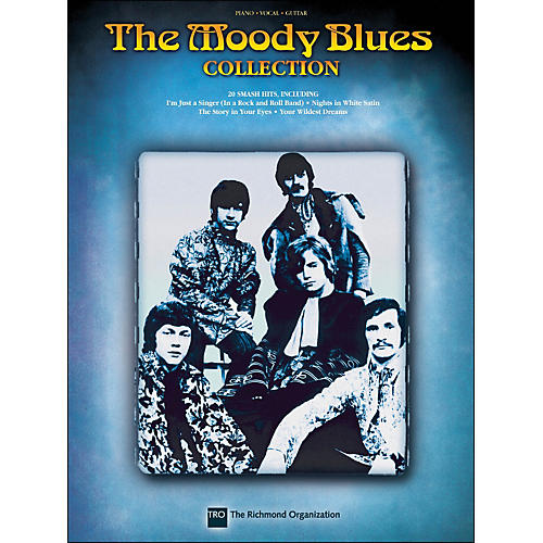 Hal Leonard The Moody Blues Collection PVG-thumbnail