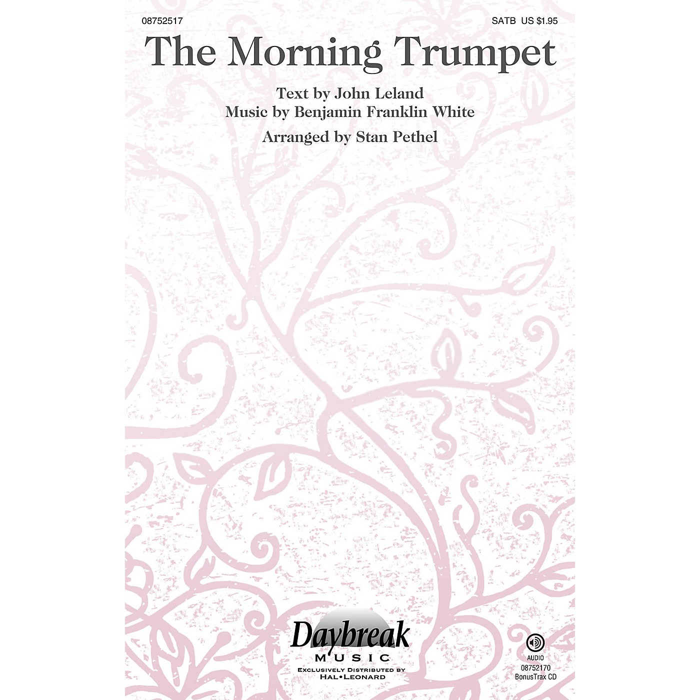 Daybreak Music The Morning Trumpet SATB arranged by Stan Pethel thumbnail