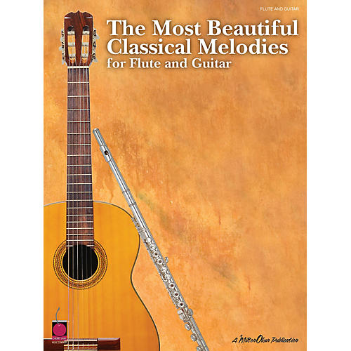 Cherry Lane The Most Beautiful Classical Melodies (for Flute and Guitar) Guitar Series thumbnail