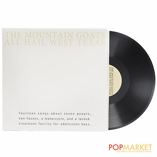 Alliance The Mountain Goats - All Hail West Texas thumbnail