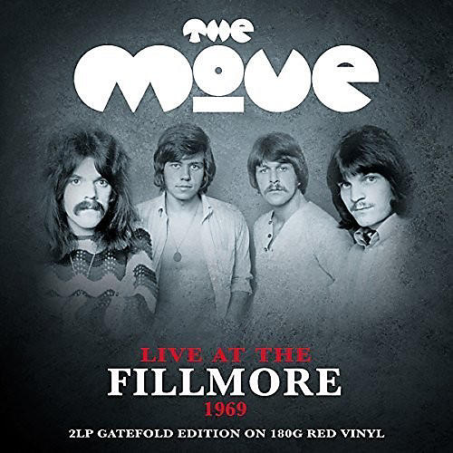 Alliance The Move - Live at the Fillmore (Red Vinyl) thumbnail
