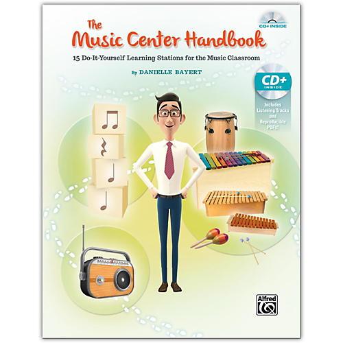 Alfred The Music Center Handbook Book & Data CD thumbnail