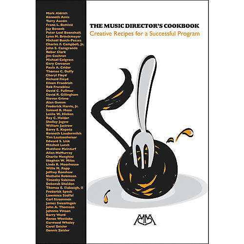 Meredith Music The Music Director's Cookbook: Recipes for A Successful Program thumbnail