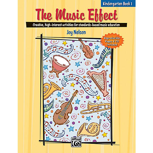 Alfred The Music Effect, 1 Book & CD thumbnail