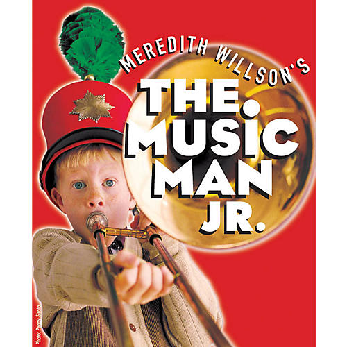 Hal Leonard The Music Man Junior Sampler AUDSAMPLER composed by Meredith Willson thumbnail