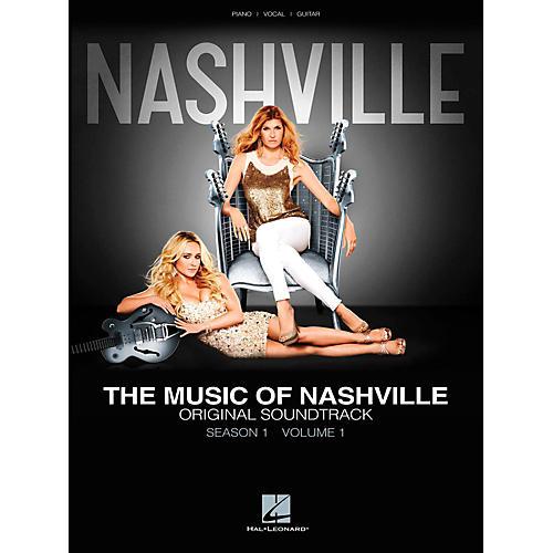 Hal Leonard The Music Of Nashville Season 1, Volume 1 for Piano/Vocal/Guitar thumbnail