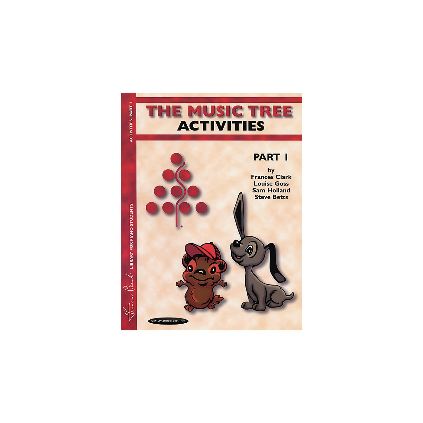 Alfred The Music Tree Activities Book Part 1 thumbnail