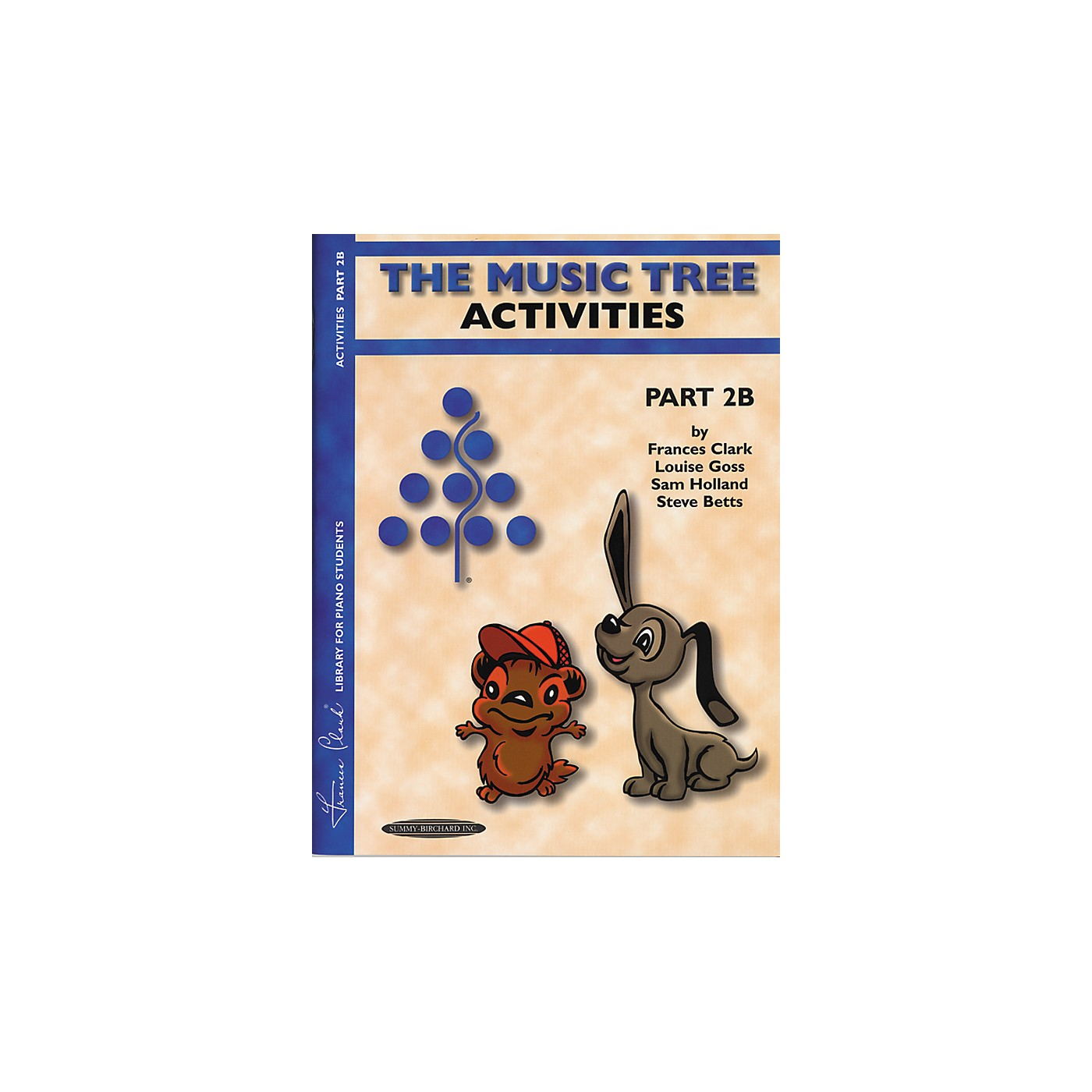 Alfred The Music Tree Activities Book Part 2B thumbnail