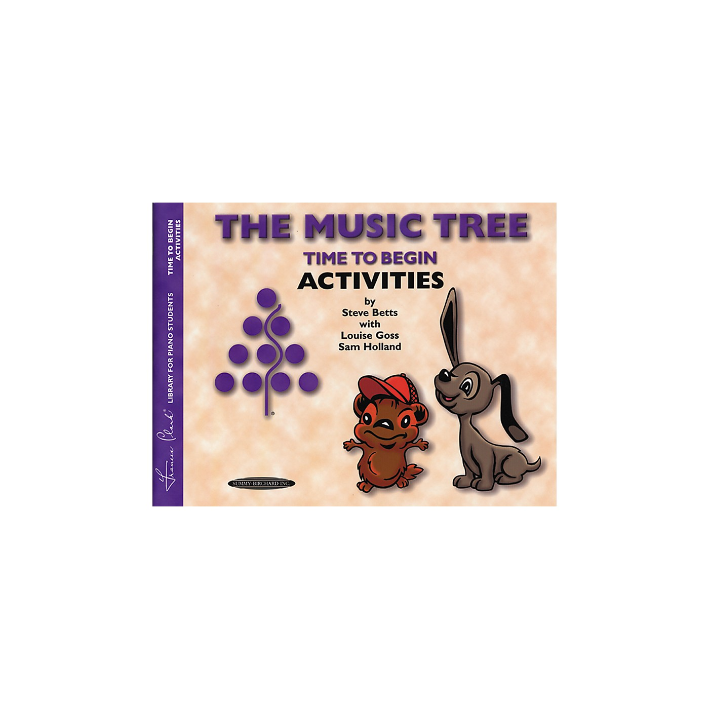 Alfred The Music Tree Activities Book Time to Begin thumbnail