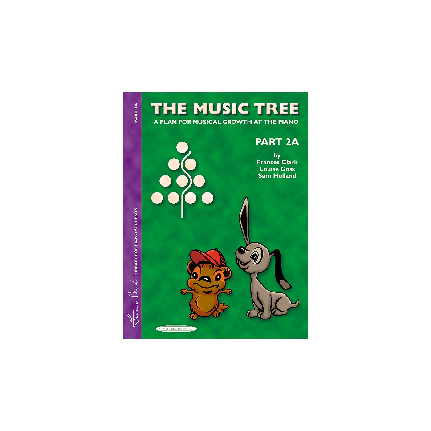 Alfred The Music Tree Student's Book Part 2A thumbnail