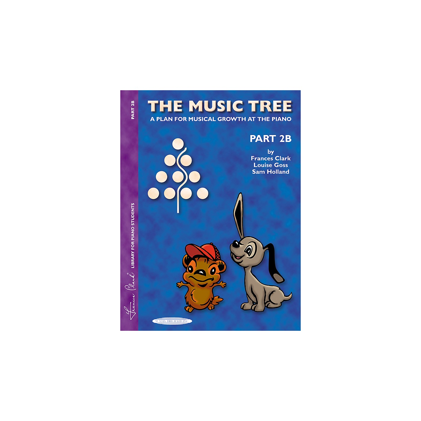 Alfred The Music Tree Student's Book Part 2B thumbnail