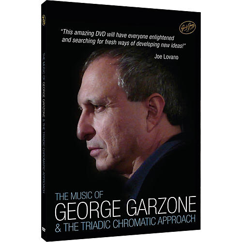 JodyJazz The Music of George Garzone & The Triadic Chromatic Approach DVD thumbnail