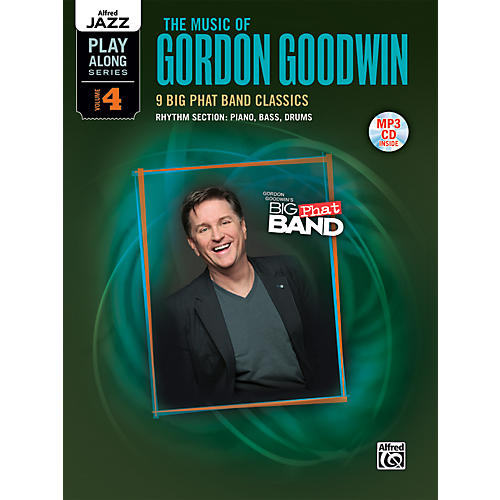 Alfred The Music of Gordon Goodwin Rhythm Section Book & MP3 CD thumbnail