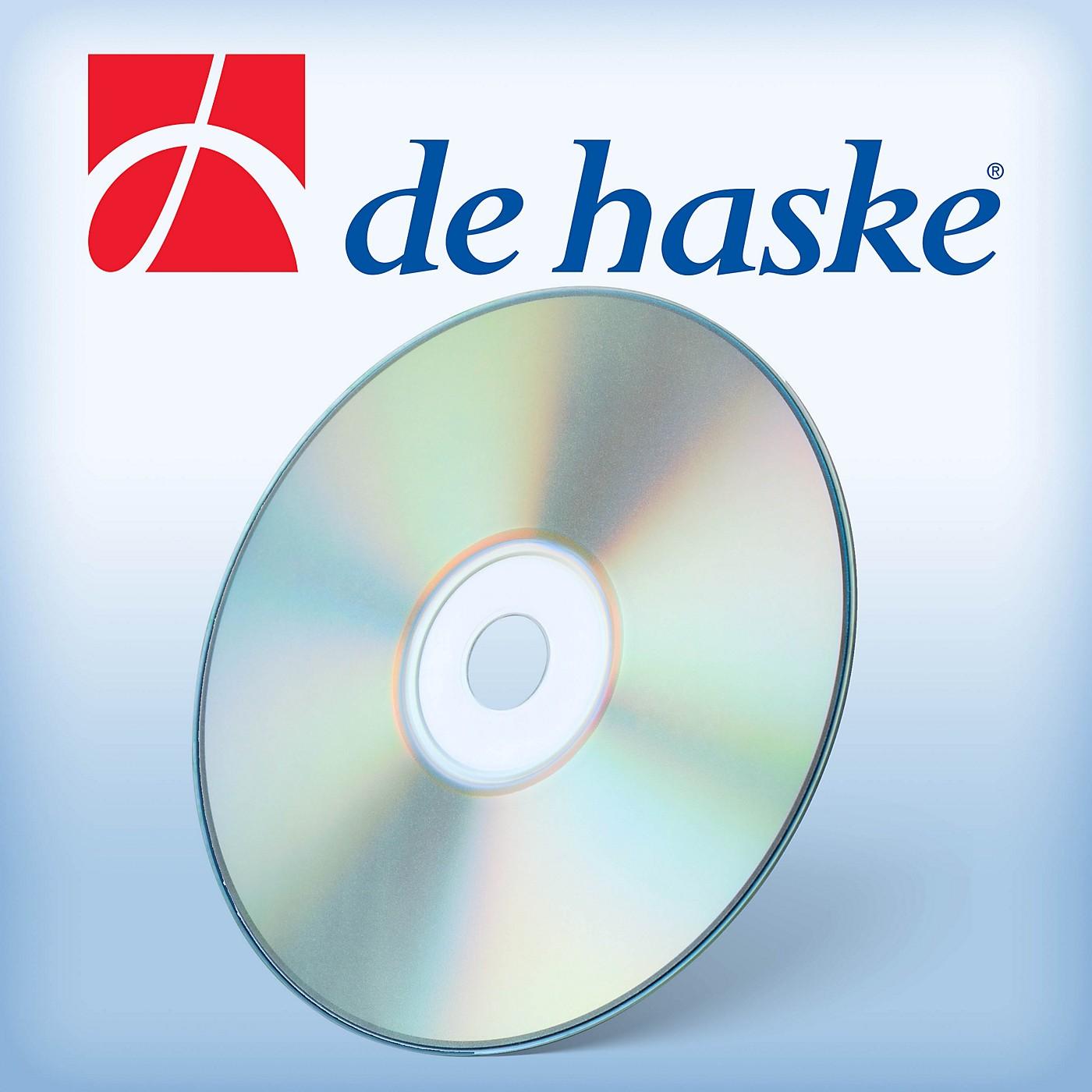 De Haske Music The Music of Jan Van Der Roost - Volume 3 CD Concert Band Composed by Jan Van der Roost thumbnail
