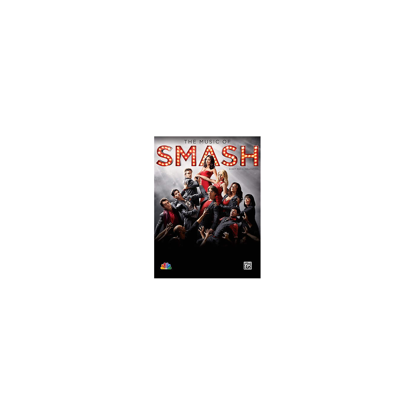 Alfred The Music of Smash Sheet Music Collection PVC Book thumbnail