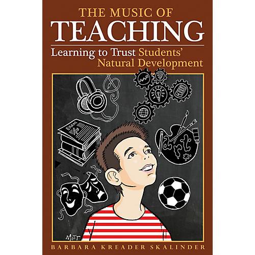 Hal Leonard The Music of Teaching Book Series Hardcover Written by Barbara Kreader Skalinder thumbnail