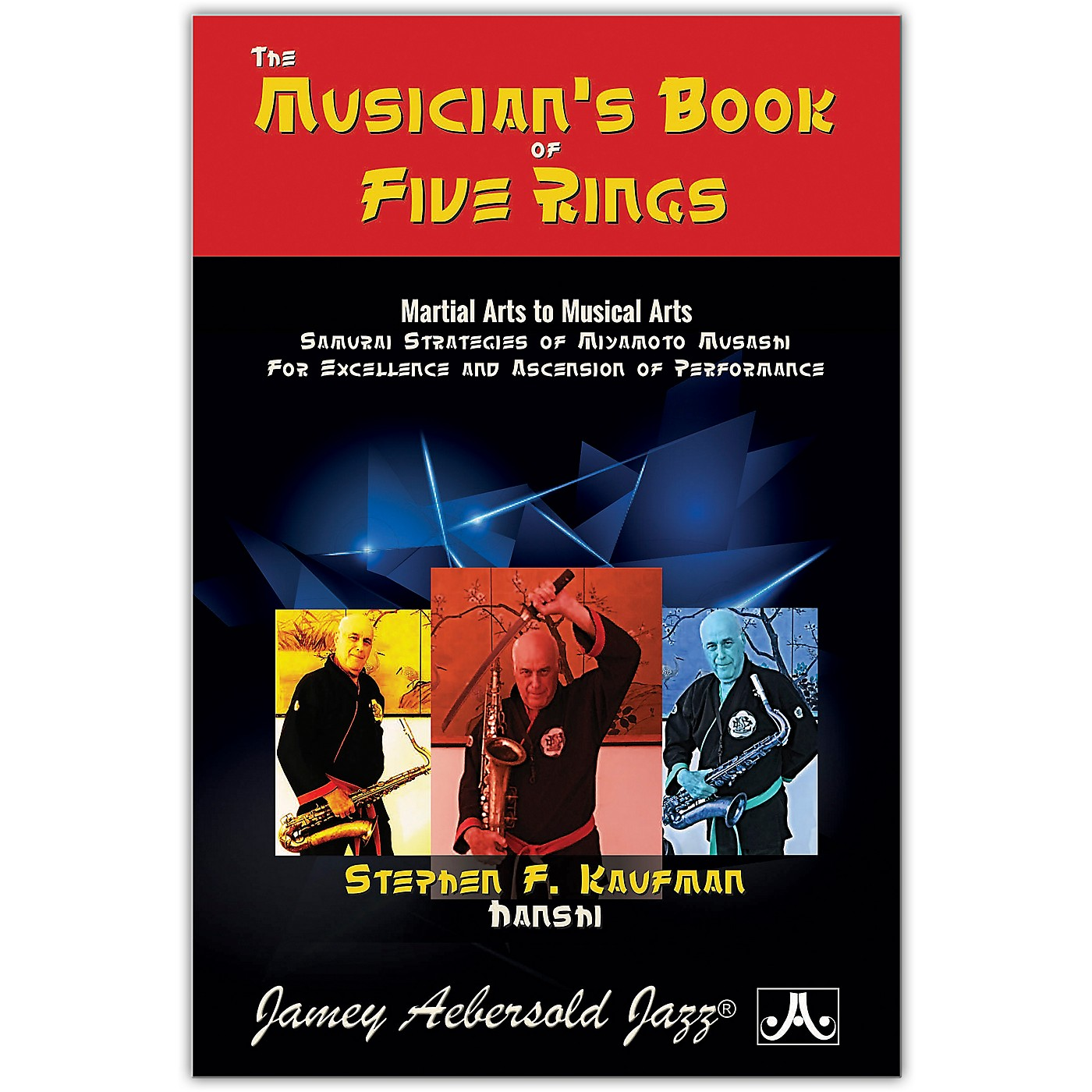 Jamey Aebersold The Musician's Book of Five Rings Book thumbnail
