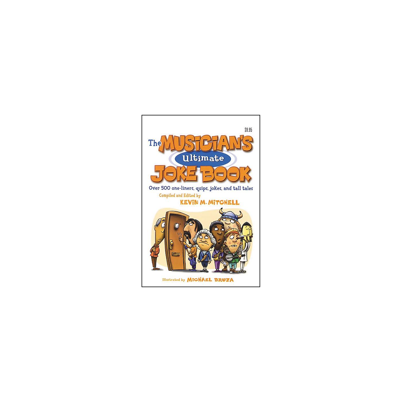 Hal Leonard The Musician's Ultimate Joke Book thumbnail