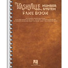 Hal Leonard The Nashville Number System Fake Book Fake Book Series Softcover Performed by Various