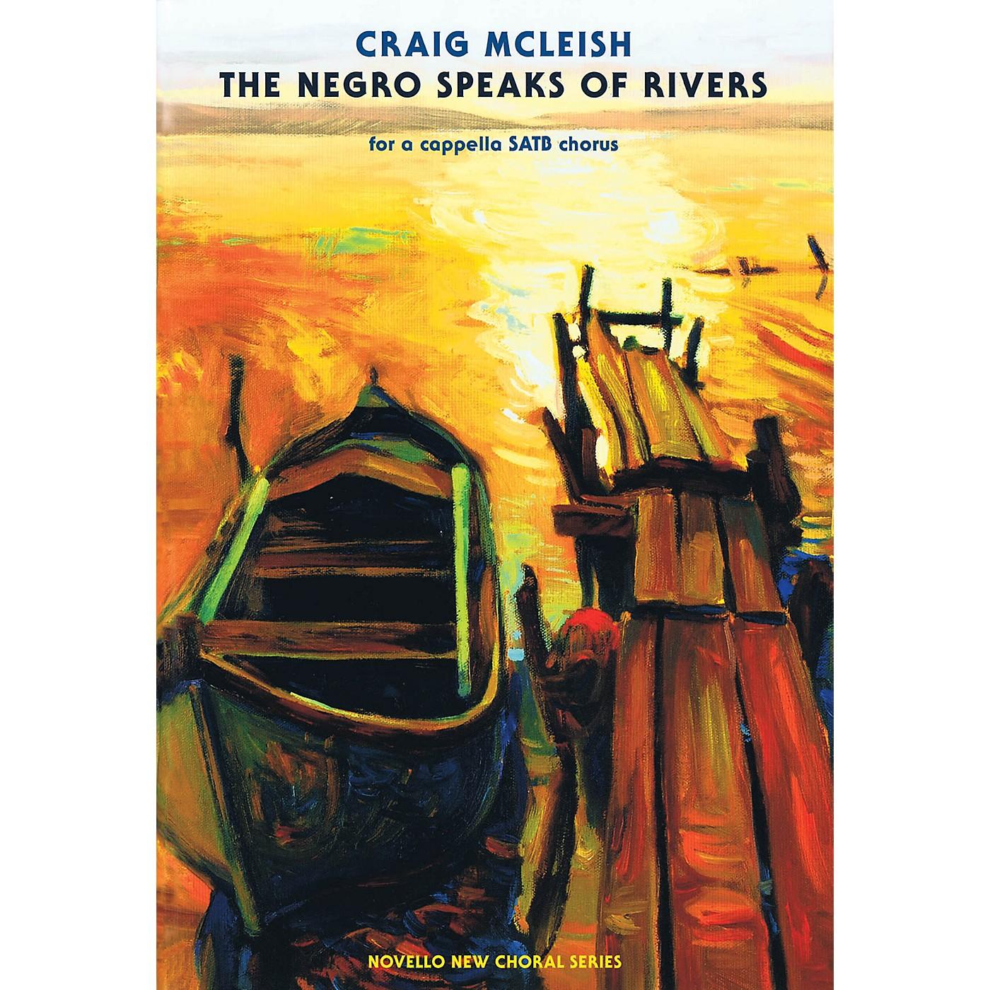 Novello The Negro Speaks of Rivers (SATB Chorus a cappella) SATB a cappella Composed by Craig McLeish thumbnail