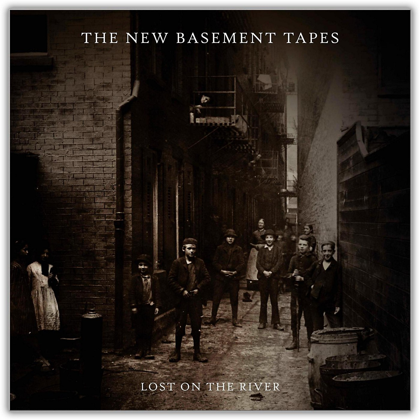 Universal Music Group The New Basement Tapes - Lost on the River Vinyl LP thumbnail