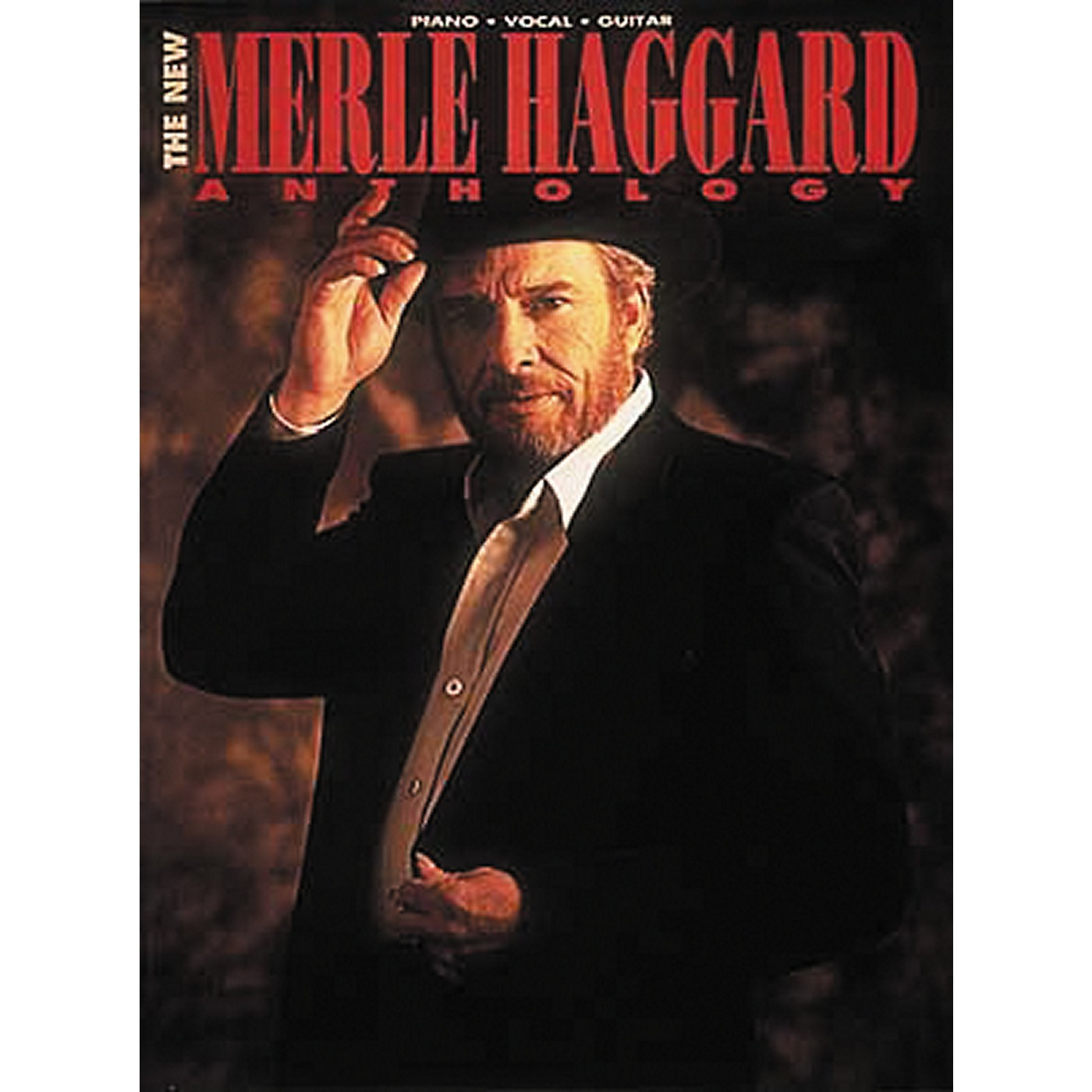 Hal Leonard The New Merle Haggard Anthology Piano, Vocal, Guitar Songbook thumbnail