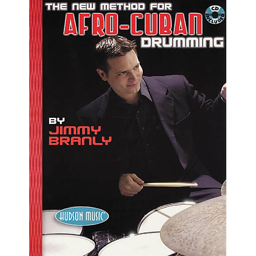 Hudson Music The New Method for Afro-Cuban Drumming (Book and CD Package) thumbnail