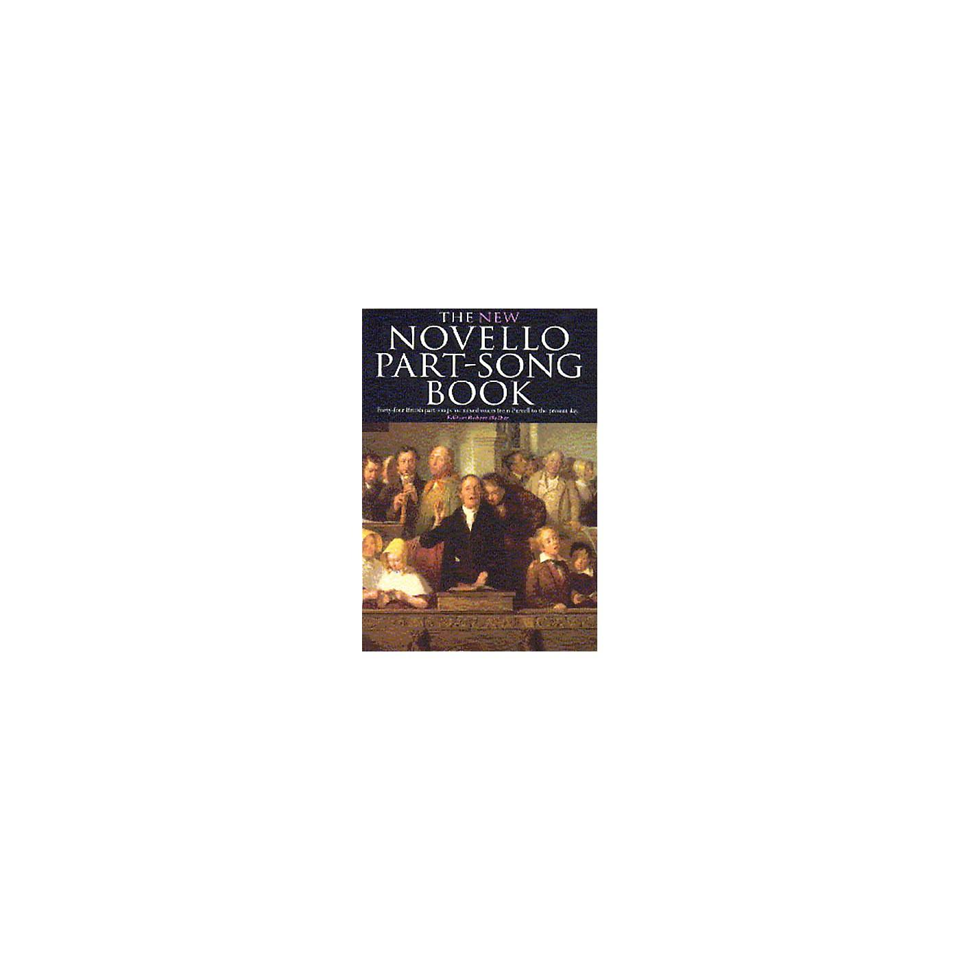 Novello The New Novello Part-Song Book SATB thumbnail