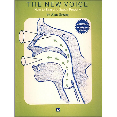 Hal Leonard The New Voice: How To Sing and Speak Properly by Alan Greene-thumbnail