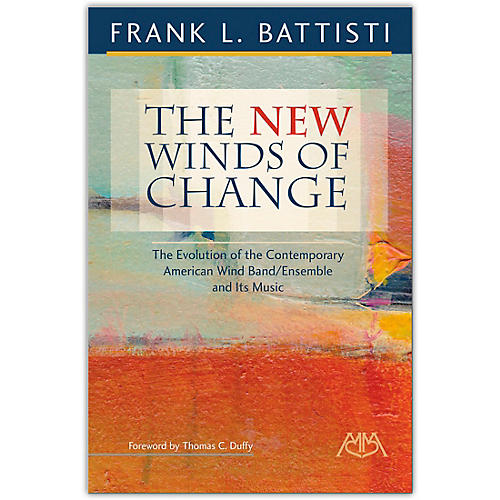 Meredith Music The New Winds of Change by Frank Battisti thumbnail