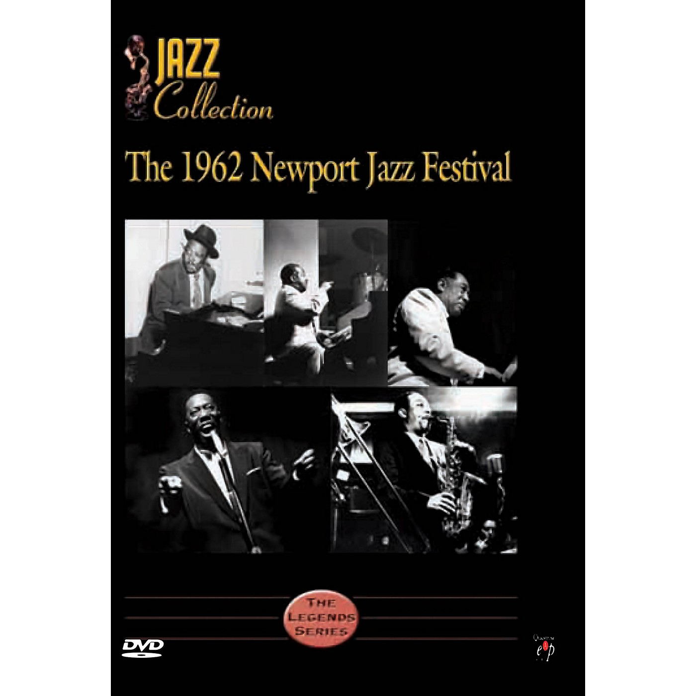 MVD The Newport Jazz Festival - 1962 Live/DVD Series DVD Performed by Various thumbnail