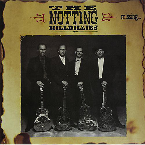 Alliance The Notting Hillbillies - Missing: Presumed Having a Good Time thumbnail