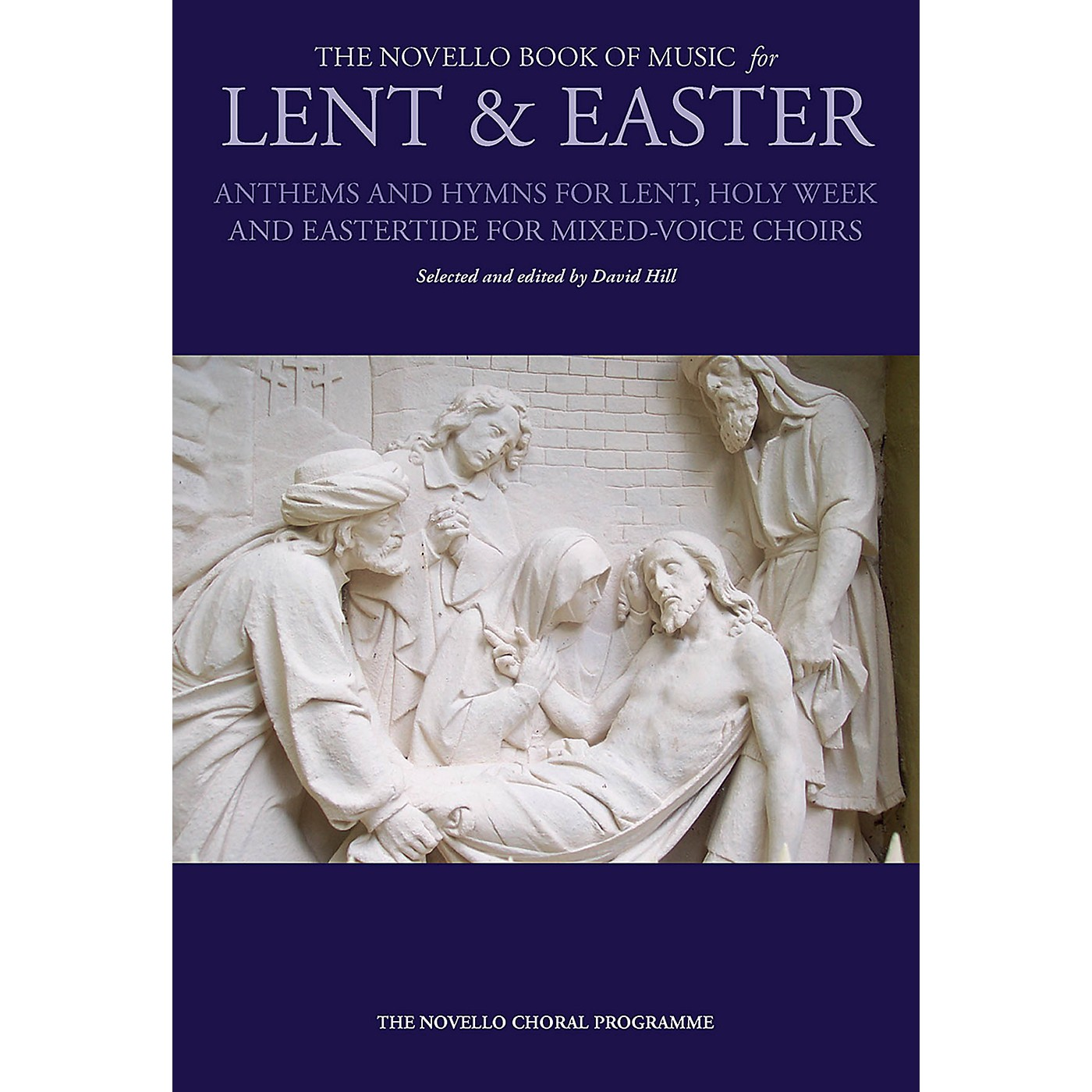 Novello The Novello Book of Music for Lent & Easter (SATB (SATB)) SATB Composed by Various thumbnail