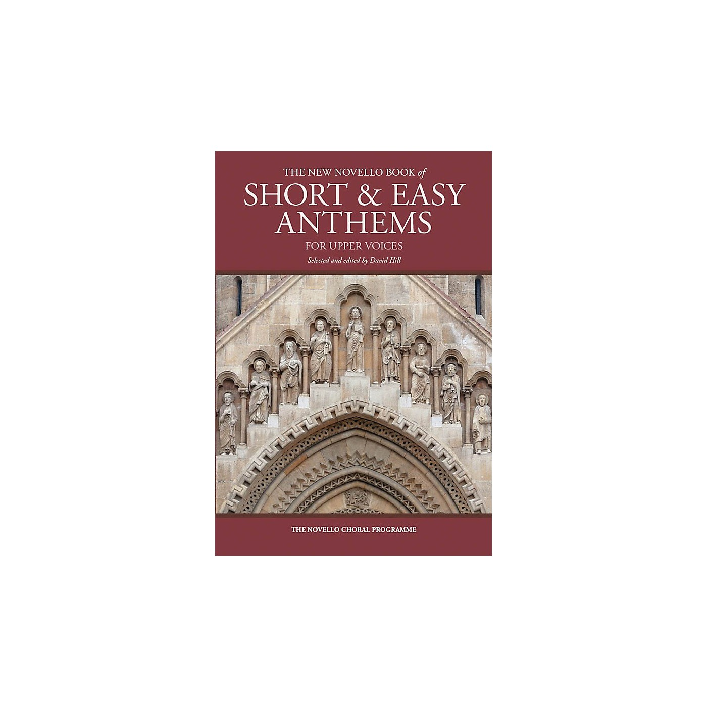 Novello The Novello Book of Short and Easy Anthems (For Upper Voices) SA Composed by Various thumbnail