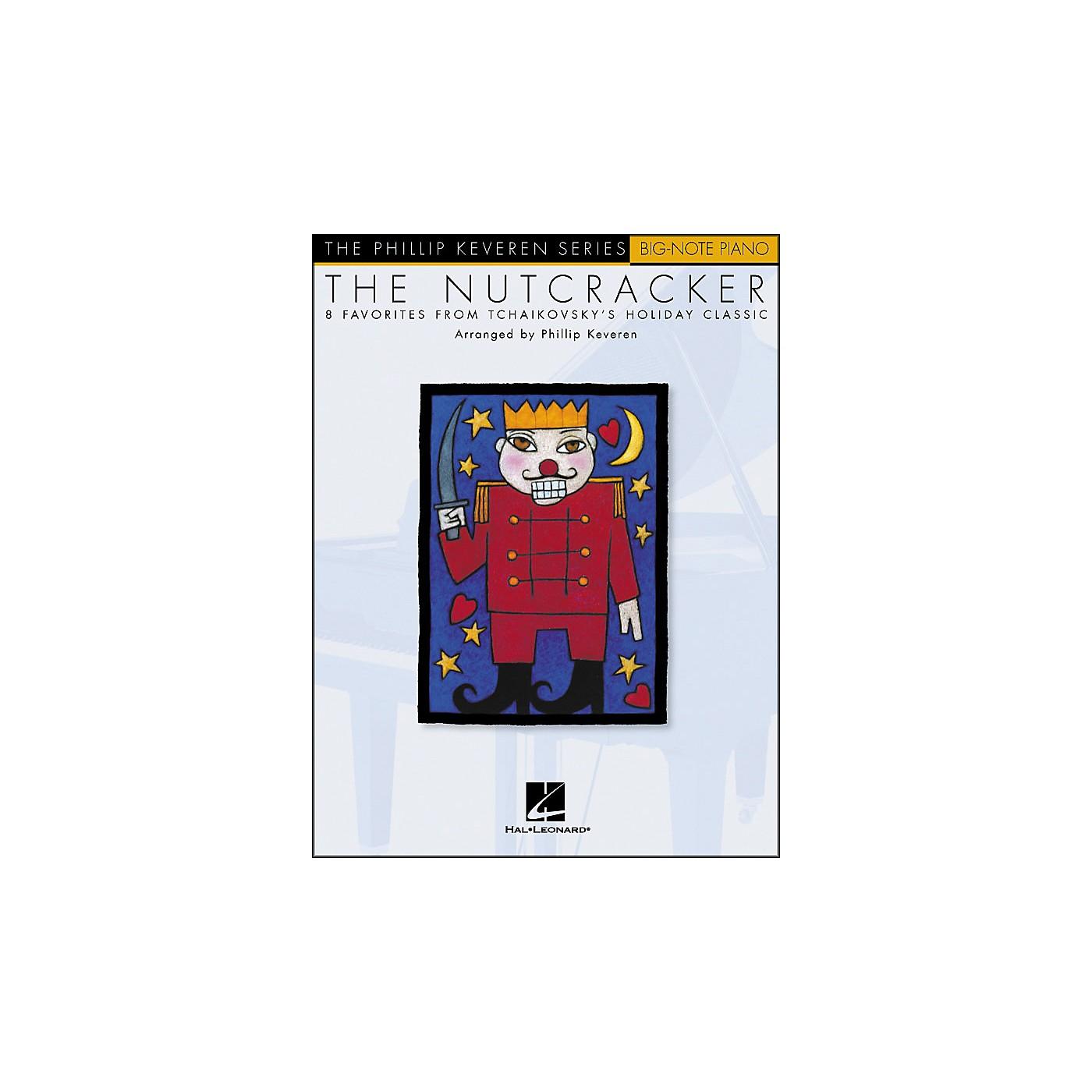 Hal Leonard The Nutcracker - Philip Keveren Series for Big Note Piano thumbnail