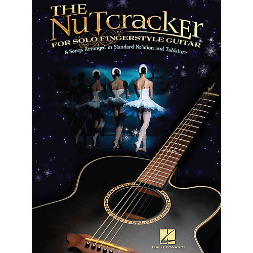 Hal Leonard The Nutcracker for Solo Guitar Guitar Solo Series Softcover thumbnail