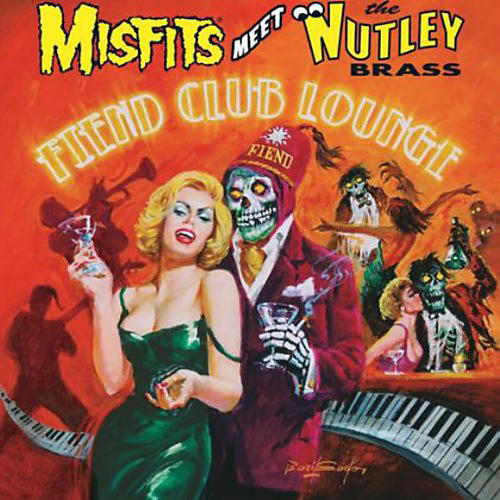 Alliance The Nutley Brass - Fiend Club Lounge thumbnail