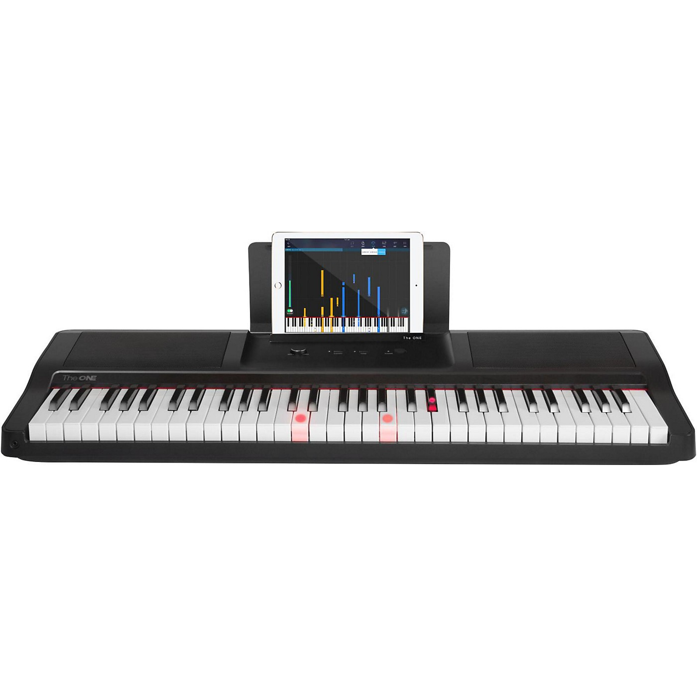 The ONE Music Group The ONE Smart Piano 61-Key Portable Keyboard thumbnail