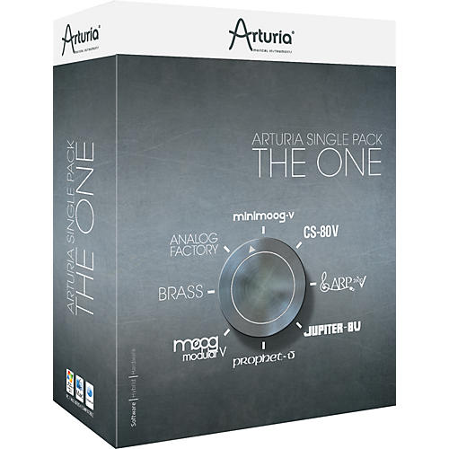 Arturia The ONE Virtual Instrument Software-thumbnail
