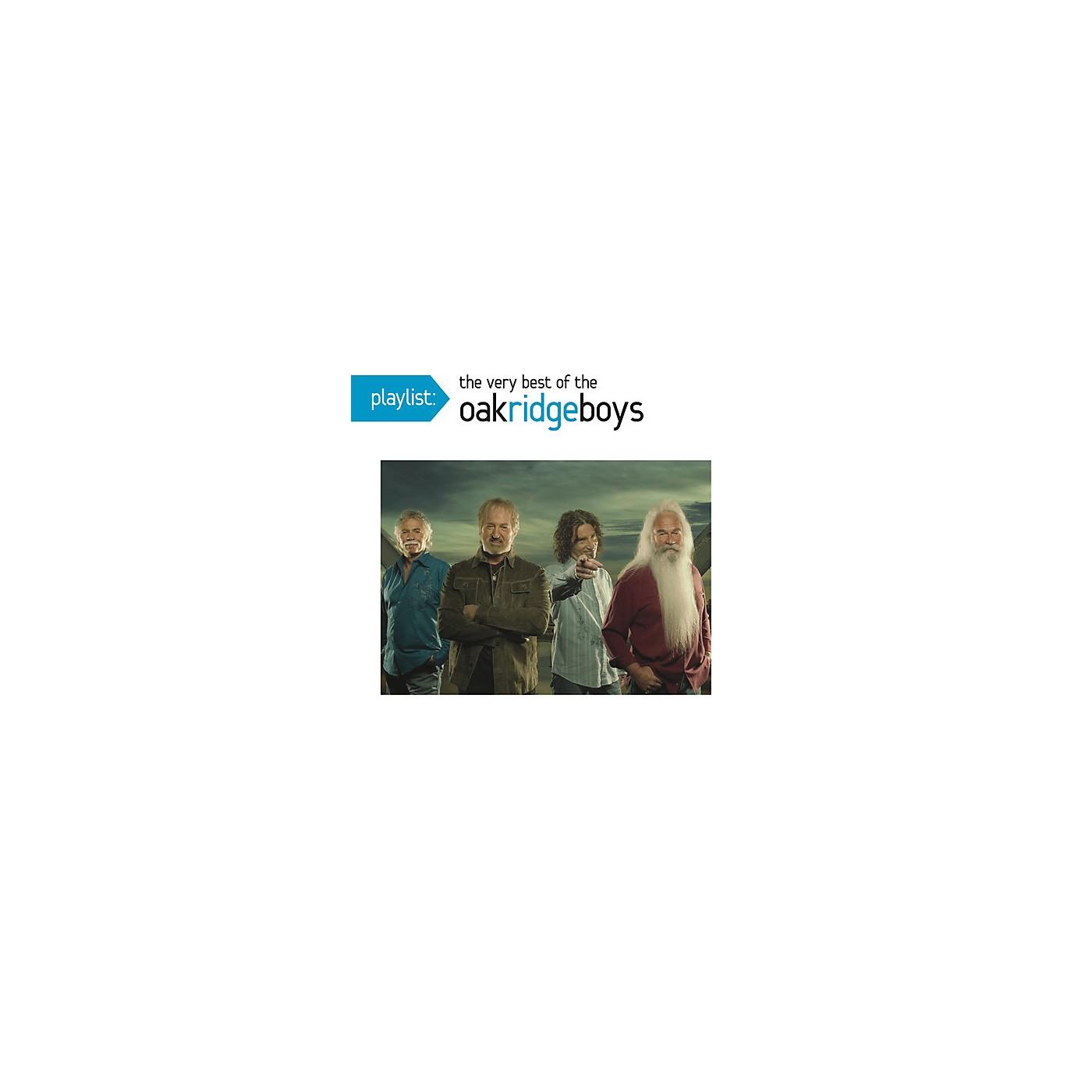 Alliance The Oak Ridge Boys - Playlist: The Very Best Of Oak Ridge Boys (CD) thumbnail