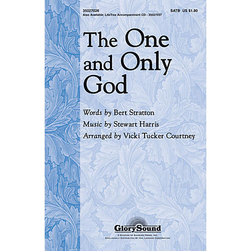 Hal Leonard The One And Only God SATB thumbnail